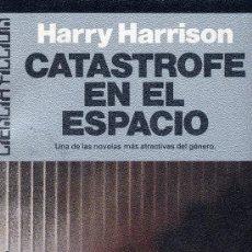 Cómics: CATASTROFE EN EL ESPACIO (HARRY HARRISON). ULTRAMAR, 1984. 1ª EDICIÓN. Lote 10425946