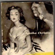 Cómics: AGATHA CHRISTIE - MATAR ES FACIL, SELECCIONES BIBLIOTECA ORO Nº 150, AÑO 1958, 239 PGS. Lote 206494690