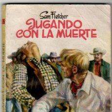 Cómics: COLECCION EL PASO Nº 26, EDI. MATEU 1959, 128 PGS. 15,5 X 10,5 CMS. POR SAM FLETCHER. Lote 12374304