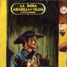 Cómics: DOS HOMBRES BUENOS Nº 18 (JOSÉ MALLORQUI, EL AUTOR DE EL COYOTE). EDIT. CID, 1956. Lote 14200961