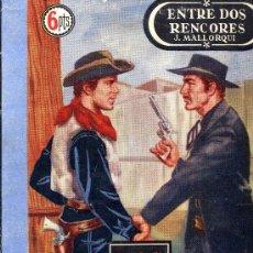 Cómics: DOS HOMBRES BUENOS Nº 16 (JOSÉ MALLORQUI, EL AUTOR DE EL COYOTE). EDIT. CID, 1956. Lote 14201089
