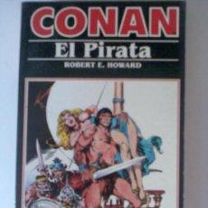 Cómics: CONAN EL PIRATA. Lote 26831517