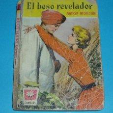 Cómics: EL BESO REVELADOR. MARIA MORGAN. COL. CAMELIA. Nº 153. 1ª EDIC. 1957 ( L15 ). Lote 19951766