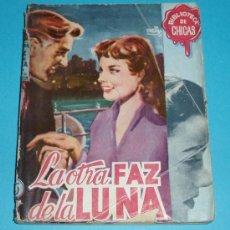 Cómics: LA OTRA FAZ DE LA LUNA. C.N. Y A.M. WILLIAMSON. PORTADA DE PADILLA. 1ª EDIC 1954 ( L15 ). Lote 19951770