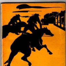 Cómics: COLECCION DOMA , OESTE, Nº 2, 125 PGS. EDITORIAL DONCEL AÑO 1959,POR LEWIS HAROC. EJEMPLAR RARO. Lote 15792169