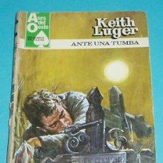 Cómics: ANTE UNA TUMBA. KEITH LUGER. COLECCIÓN ASES DEL OESTE Nº 1237 ( L16 ). Lote 18004028