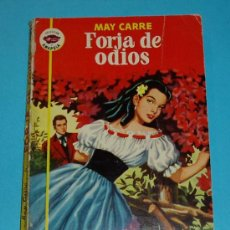 Cómics: FORJA DE ODIOS. MAY CARRE. CONTRAPORTADA : PIER ANGELI ( L15 ). Lote 23863782