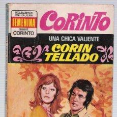 Comics : CORINTO Nº 432. UNA CHICA VALIENTE POR CORÍN TELLADO. BRUGUERA 1974.. Lote 20026051