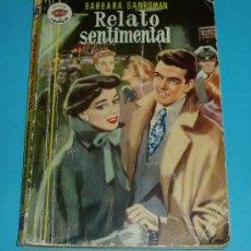 Cómics: RELATO SENTIMENTAL. BARBARA SANROMAN ( L15 ). Lote 20268559
