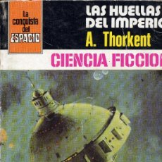 Cómics: LA CONQUISTA DEL ESPACIO Nº525 (AUTOR: THORKENT). Lote 21837516