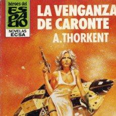 Cómics: HÉROES DEL ESPACIO Nº135. AUTOR: THORKENT . Lote 21917909