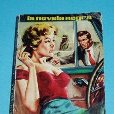 Cómics: EN TINIEBLAS. BROMLEY CASSON. LA NOVELA NEGRA Nº 17. PORTADA DE JANO ( L19 ). Lote 22646643
