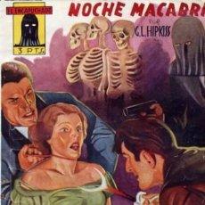 Cómics: EL ENCAPUCHADO Nº18. AUTOR: LÓPEZ HIPKISS. Lote 24921514