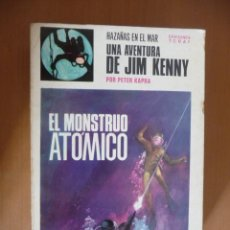Cómics: HAZAÑAS EN EL MAR. Nº 3. EL MONSTRUO ATÓMICO. PETER KAPRA. TORAY. Lote 28326183