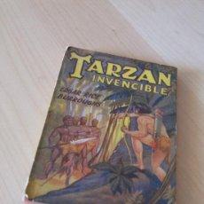 Cómics: TARZAN INVENCIBLE Nº15 - PULP TOR EDITORIAL - AÑOS 40. Lote 28703452