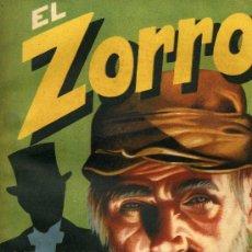 Cómics: EL ZORRO Nº11 (JORGE SALGADO) WYLKIE EL SOLITARIO. Lote 28905969