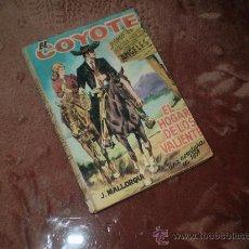 Fumetti: EL COYOTE (CID). Nº 125 EL HOGAR DE LOS VALIENTES. Lote 29001631