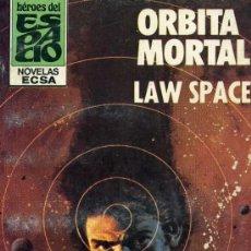 Cómics: HÉROES DEL ESPACIO Nº35 (ECSA, 1980). Lote 29810642