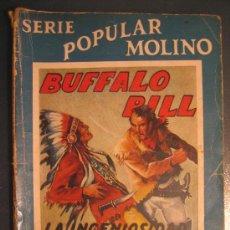 Cómics: BUFFALO BILL. SERIE POPULAR MOLINO . Lote 29893153