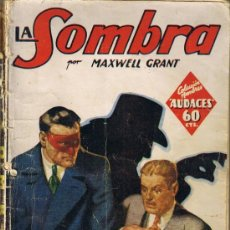 Cómics: LA AMENAZA ROJA - LA SOMBRA MAXWELL GRANT - 1936. Lote 31675981