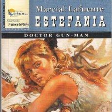 Cómics: FRONTERA DEL OESTE Nº 13 DOCTOR GUN-MAN POR M.L. ESTEFANÍA. CIES.. Lote 32071247