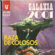 Cómics: GALAXIA 2001 Nº 237 POR LAW SPACE, ANDINA. Lote 32072830