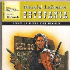 Cómics: RÍO GRANDE Nº 7 SONO LA HORA DEL PLOMO POR M.L.ESTEFANÍA. EDICIONES CIES.. Lote 32075612