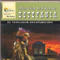 Cómics: RÍO PECOS Nº 7 EL VENGADOR DESAPARECIDO POR MARCIAL LAFUENTE ESTEFANIA. EDICIONES CIES. Lote 32075916