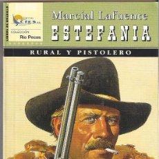 Cómics: RÍO PECOS Nº 12 RURAL Y PISTOLERO POR MARCIAL LAFUENTE ESTEFANIA. EDICIONES CIES. Lote 32075932
