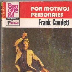 Cómics: PUNTO ROJO Nº 1112. POR MOTIVOS PERSONALES POR FRANK CAUDETT. Lote 32328047
