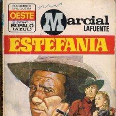 Cómics: BUFALO SERIE AZUL Nº 139 NACIDOS PARA LA HORCA POR MARCIAL LAFUENTE ESTEFANIA. BRUGUERA. Lote 33512205