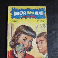 Cómics: EL AMOR TIENE ALAS - MARIA PADILLA - EDICIONES FUTURO ESMERALDA - AÑO C. 1955 - 11. Lote 34485276