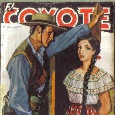 Cómics: EL COYOTE Nº 51. EL ULTIMO DE LOS GANDARA. CLIPER 1947. Lote 35814533