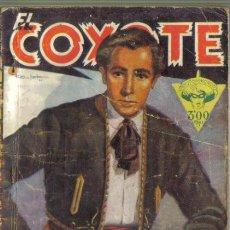 Cómics: EL COYOTE Nº 35. CLIPER 1946. LITERACOMIC.. Lote 35997110