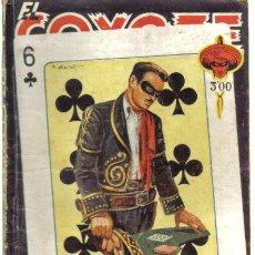 Cómics: COYOTE Nº 46. 6 TREBOLES. CLIPER 1947. Lote 36031253
