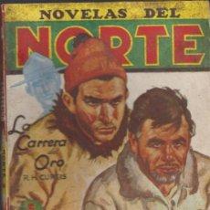 Cómics: NOVELAS DEL NORTE Nº 1. EXTRA. CLIPER.. Lote 37537638