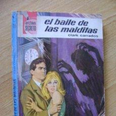 Cómics: CLARK CARRADOS, EL BAILE DE LAS MALDITAS. ARCHIVO SECRETO #18. Lote 37695166