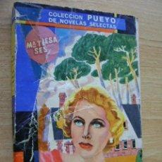 Cómics: MARÍA TERESA SESÉ, A LA CONQUISTA DEL MUNDO. COLECCIÓN PUEYO #466. Lote 37695272