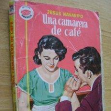 Cómics: JESÚS NAVARRO, UNA CAMARERA DE CAFÉ. AMAROLA #374. Lote 37695318