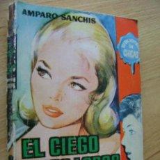 Cómics: AMPARO SANCHÍS, EL CIEGO Y LOS LOBOS. BIBLIOTECA DE CHICAS # 50. Lote 37695627