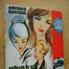 Cómics: AMPARO SANCHÍS, VALLE SOMBRÍO. BIBLIOTECA DE CHICAS #364. Lote 37695644