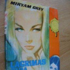 Cómics: MIRYAM GREY, LÁGRIMAS PARA PATRICIA. BIBLIOTECA DE CHICAS #347. Lote 37695675