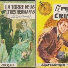 Cómics: LOS BUSTAMANTES. J. MALLORQUÍ. Nº 6 Y 14. CID 1962.. Lote 37639205