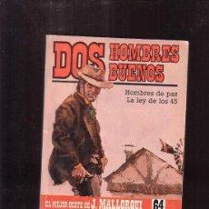 Comics : DOS HOMBRES BUENOS Nº 64 - EDITA : FORUM EN 1987. Lote 38651024
