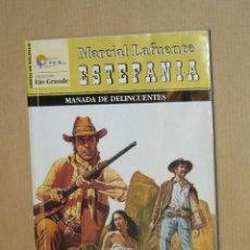 Cómics: TEBEOS-COMICS GOYO - MARCIAL LAFUENTE ESTEFANIA - MANADA DE DELINCUENTES *AA99. Lote 39349350