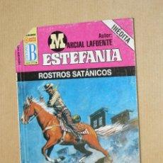 Cómics: TEBEOS-COMICS GOYO - MARCIAL LAFUENTE ESTEFANIA - ROSTROS SATANICOS *AA99. Lote 39349375