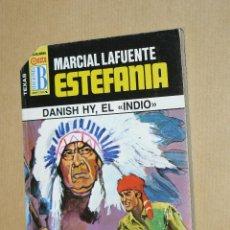 Cómics: TEBEOS-COMICS GOYO - MARCIAL LAFUENTE ESTEFANIA - DANISH HY, EL INDIO *AA99. Lote 39349389