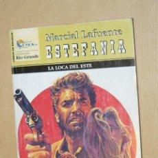 Cómics: TEBEOS-COMICS GOYO - MARCIAL LAFUENTE ESTEFANIA - LA LOCA DEL ESTE *AA99. Lote 39349395