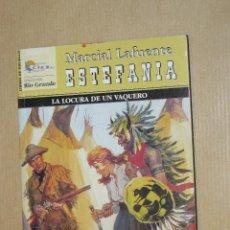 Cómics: TEBEOS-COMICS GOYO - MARCIAL LAFUENTE ESTEFANIA - LA LOCURA DE UN VAQUERO *AA99. Lote 39349414