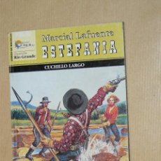 Cómics: TEBEOS-COMICS GOYO - MARCIAL LAFUENTE ESTEFANIA - CUCHILLO LARGO *AA99. Lote 39349432
